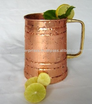 COPPER UTENCIL and Copper Cup and MOSCOW MULE Copper MUG