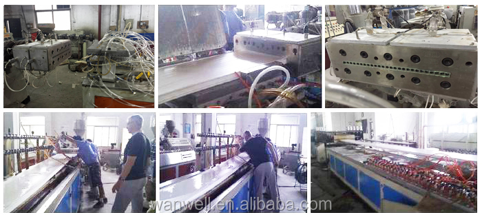 China PVC door panel mould factory