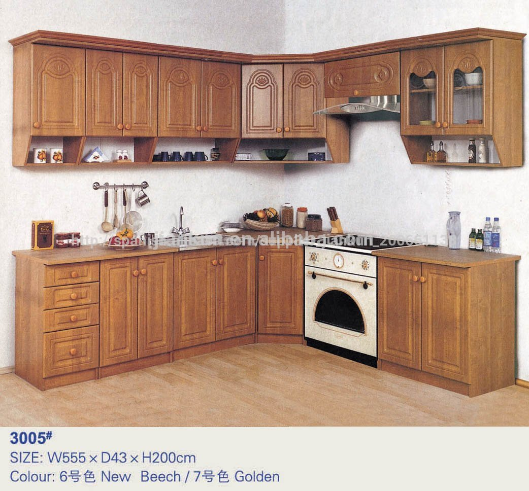 pvc gabinete de cocina baratos mobiliario de cocina