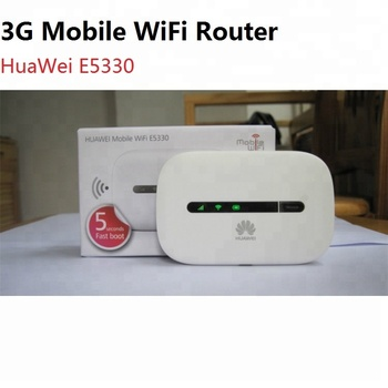 Huawei E5330 21 6mbps 3g New And Unlocked Wireless Router With Sim Card  Slot 3g Pocket Wifi Hotspot Mobile Broadband - Buy Huawei E5330,Wireless