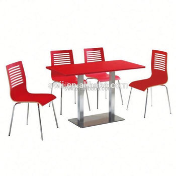 Fast Food Dining Table And Chair Philippines Fast Restaurant Chair
