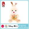 Custom Festival Items Stuffed Toy Plush Easter Bunny Rabbit Wholesale