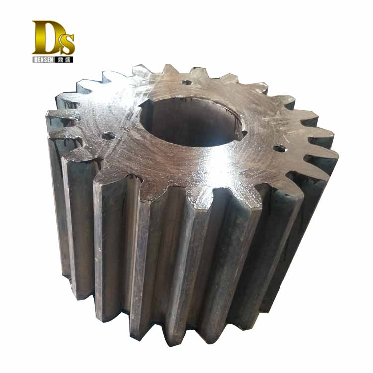 OEM steel forged spur <strong>gears</strong>