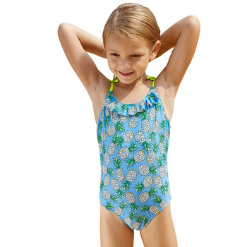 3c2b8b6e Wholesale Little Girls Swimwear Kids Bathing Suits Swimming Costume  Pineapple Printing One-piece Swimsuit For Kids - Buy Swimsuit For  Kids,Girls ...