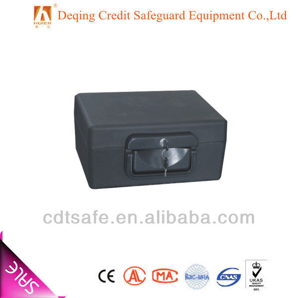 high quality plastic portable safe