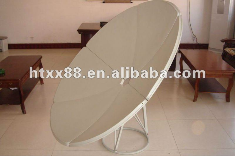 GROUND MOUNT DISH ANTENNA C-band 180cm satellite dish antenna