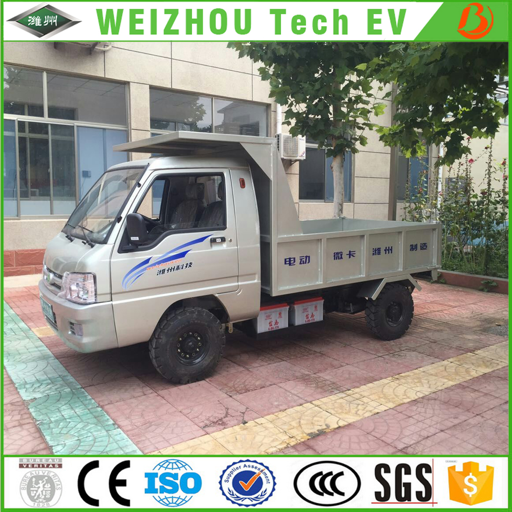 Chinese Electric Heavy Duty Pickup Truck with High Quality