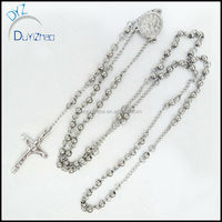 wholesale stainless steel rosary beads