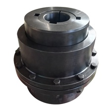 Drum Gear shaft Coupling for high -speed turbine