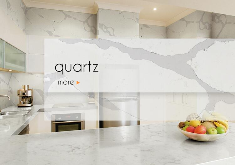 High quality  white quartz slab countertop RQ107