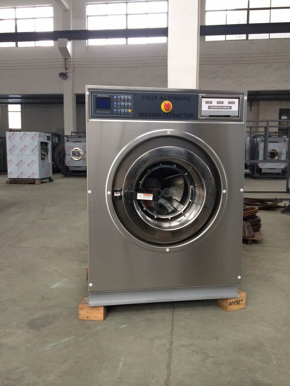Industrial Washer And Dryer Prices - Buy Full Automatic ...