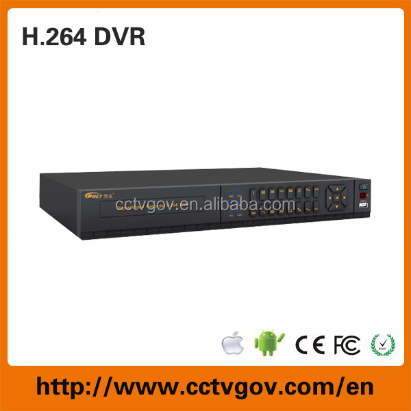 COMET Viewcam !! Low Cost Stand Alone 4CH Full D1 High Resolution DVR
