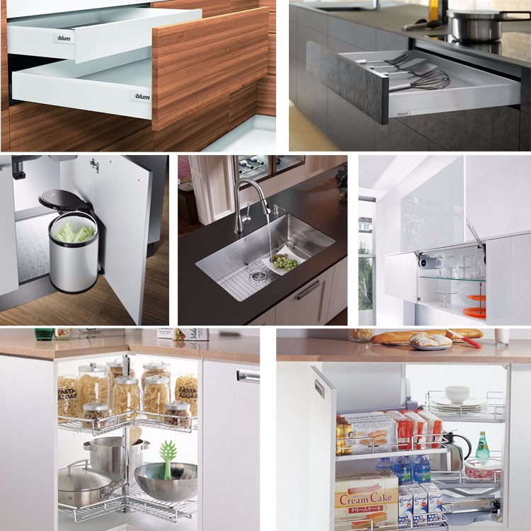 2016 latest stylish kitchen cabinet design exporters buy for Kitchen cabinets 700mm