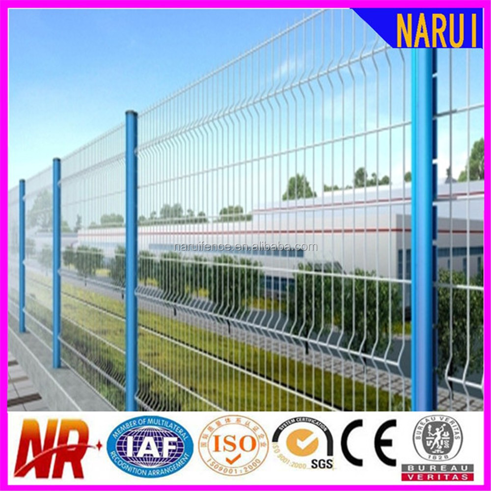 Factory Hot Sale Boundary Wall Wire Mesh Fence