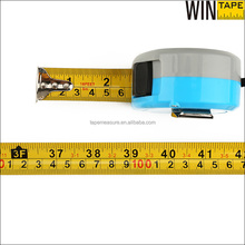 Multicolor ABS Case 5M Thick Steel Blade Tape Measure