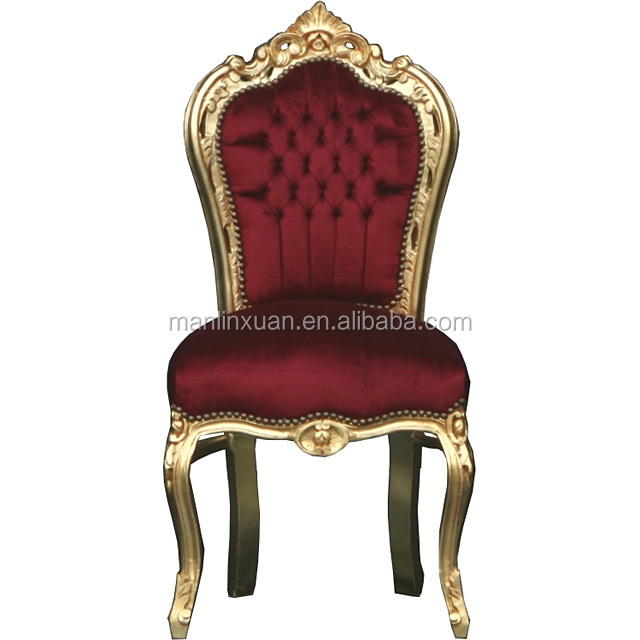 Antique Royal Wooden Carved Dining Chair Xd1025 Buy