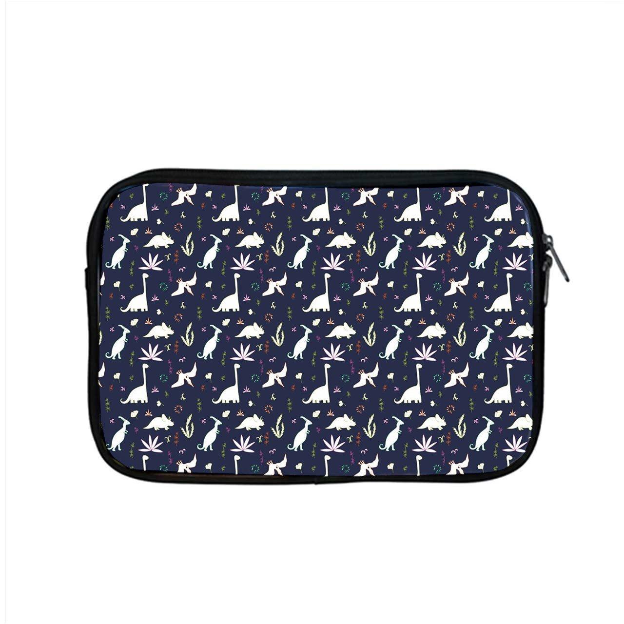 "Leaves Dinosaurs Apple MACBOOK Pro 15"" Zipper Case"