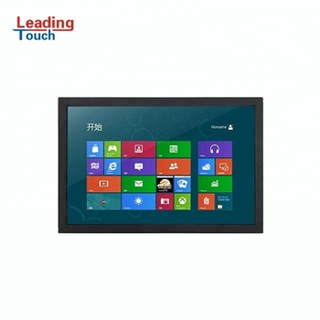 21.5 inch breed open frame ir touchscreen lcd monitor