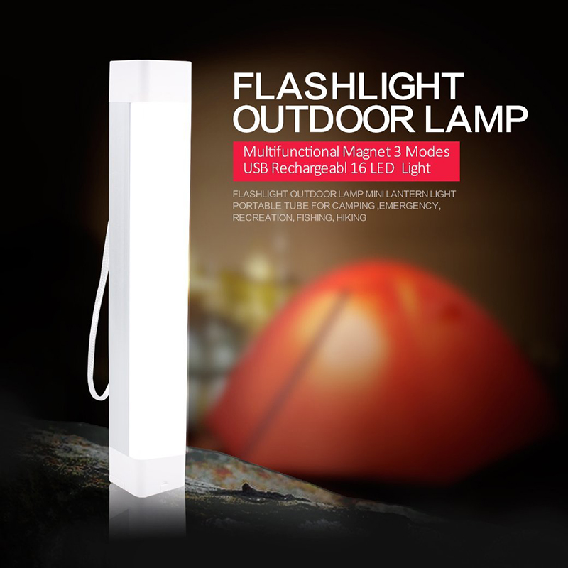 Aluminium Ultra Bright Outdoor Emergency Mini LED Camping Lantern, LED Camping Light