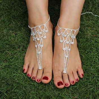 Photo de pied sexy