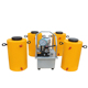 50 ton wholesales high pressure electric double acting hydraulic jack