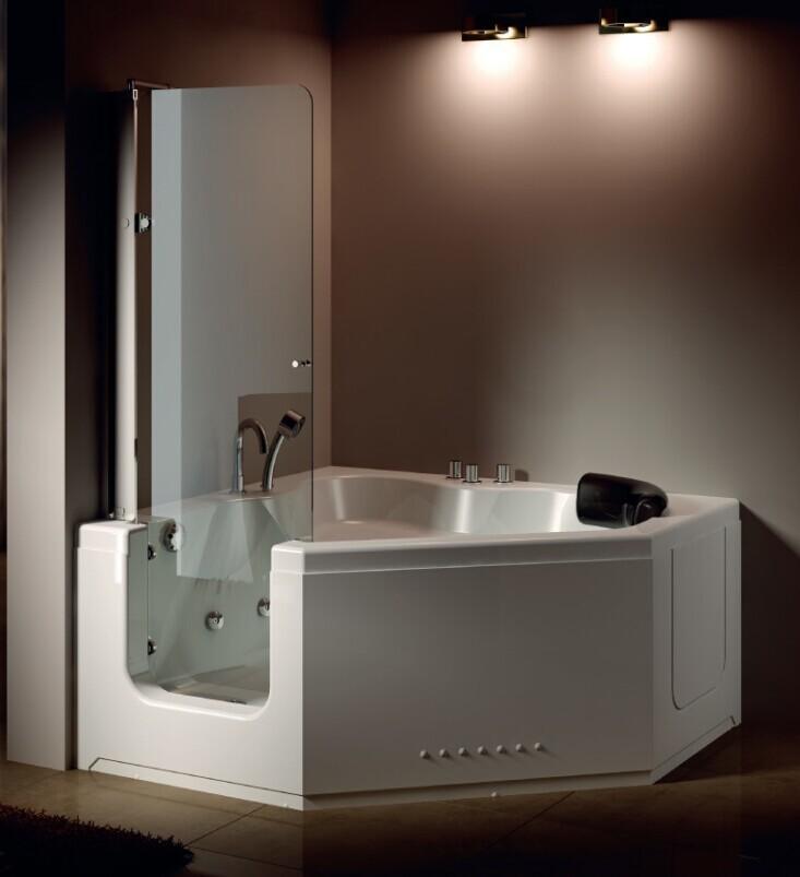 Hs b014a bagno doccia combinate, vasca da bagno e doccia combinati ...
