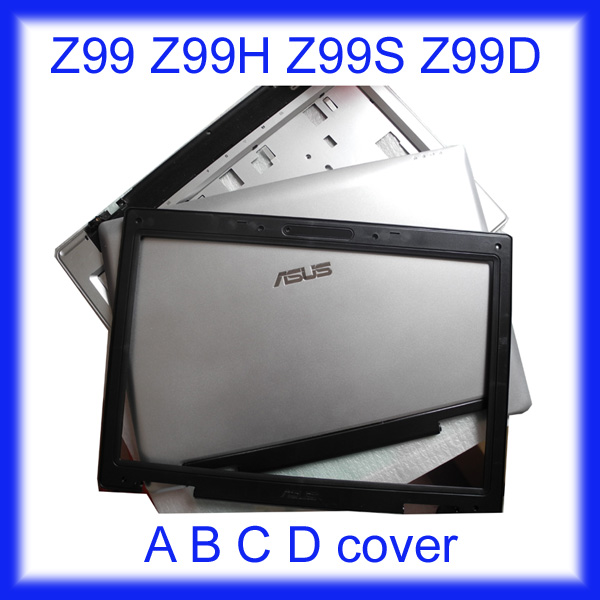 for ASUS Z99 Z99H Z99S Z99D Z99E Lcd rear cover and bezel and Palmrest