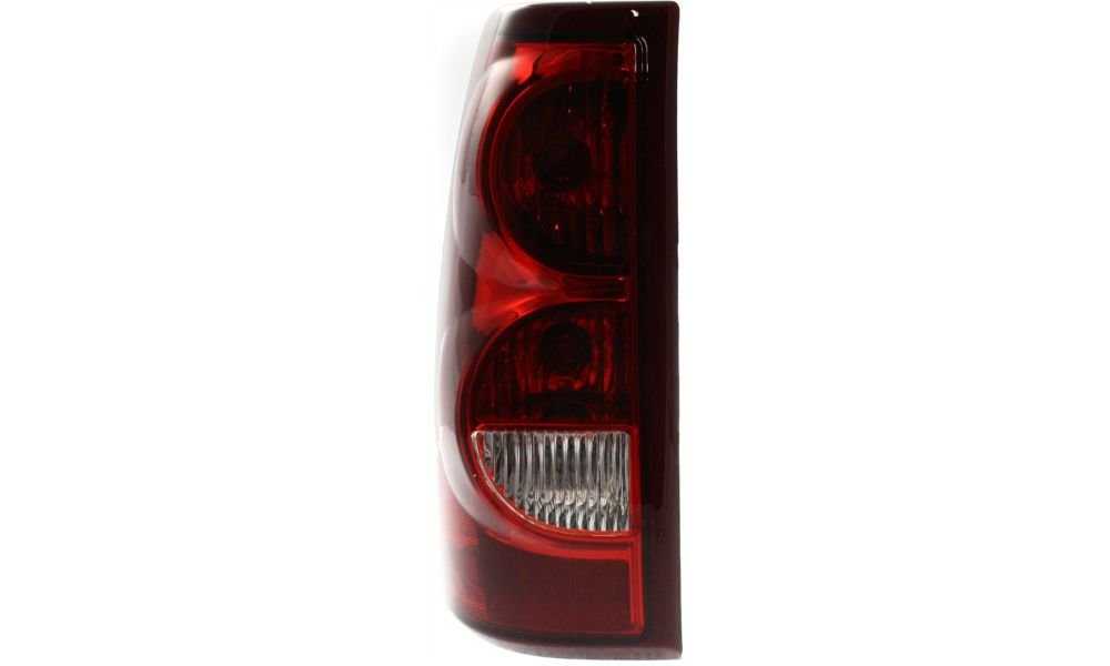 Evan-Fischer EVA15672021248 Tail Light for Chevrolet Silverado 1500/2500 03-03 LH Assembly Fleetside Left Side Replaces Partslink# GM2800161