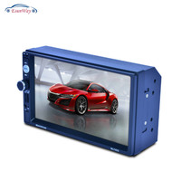 7inch HD bluetooth MP5 player TFT touch screen FM AM RDS Radio car video USB TF Aux Input Color screen Car Stereo with remote