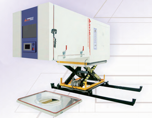 Integrated Test Chamber for Temperature Humidity And Vibration Test