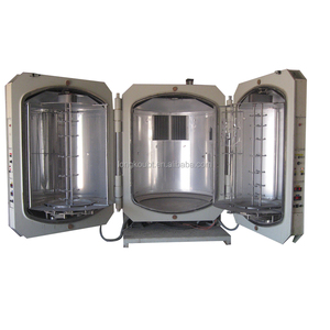 horizontal plastic lens PVD/Vacuum/metalizing coating/plating machine/equipment made in China