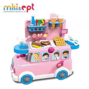 d153066d0b0 Kids Plastic Car Ride On Bus Toy