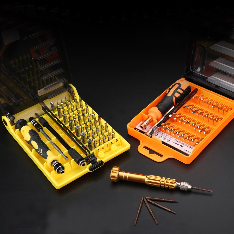 Wholesale 58 In 1 Precision Magnetic Screwdriver Set For Repairing Iphone Mac Ipad Laptop Computer