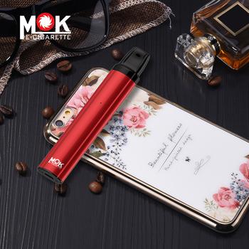 Mini Size Mok Vape Pen E Cigarette With Cartridge Refillable Pod Vape Kit -  Buy Pod,Pod Vape,Pod Kit Product on Alibaba com