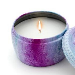 hot sale high quality wholesale candle tin