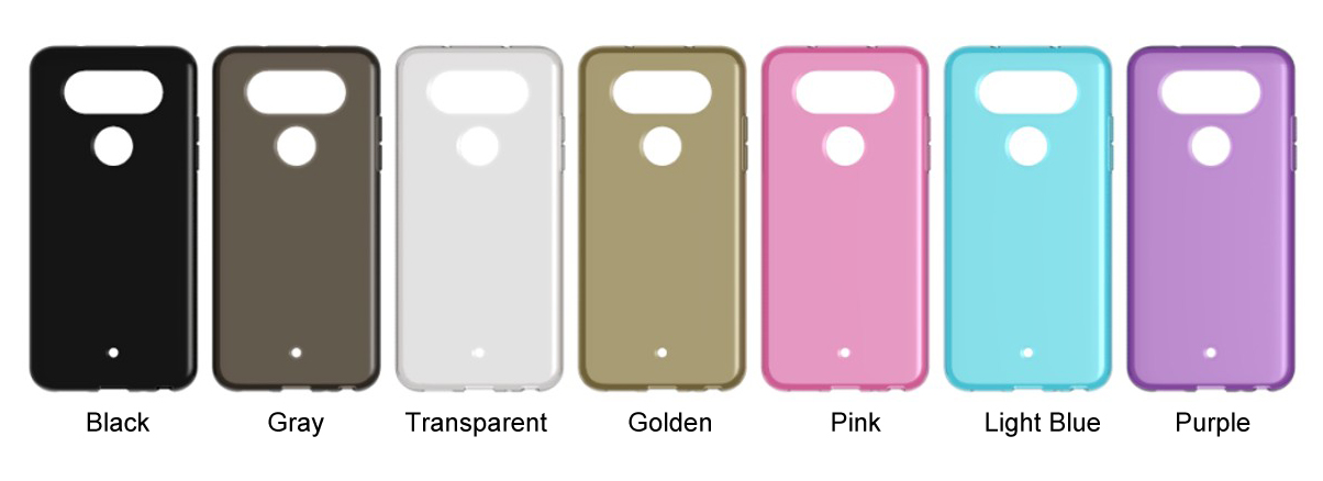 High quality Clear soft gel tpu case For Huawei Y6 II , For HUAWEI Honor 5A Y6 II transparent soft TPU case