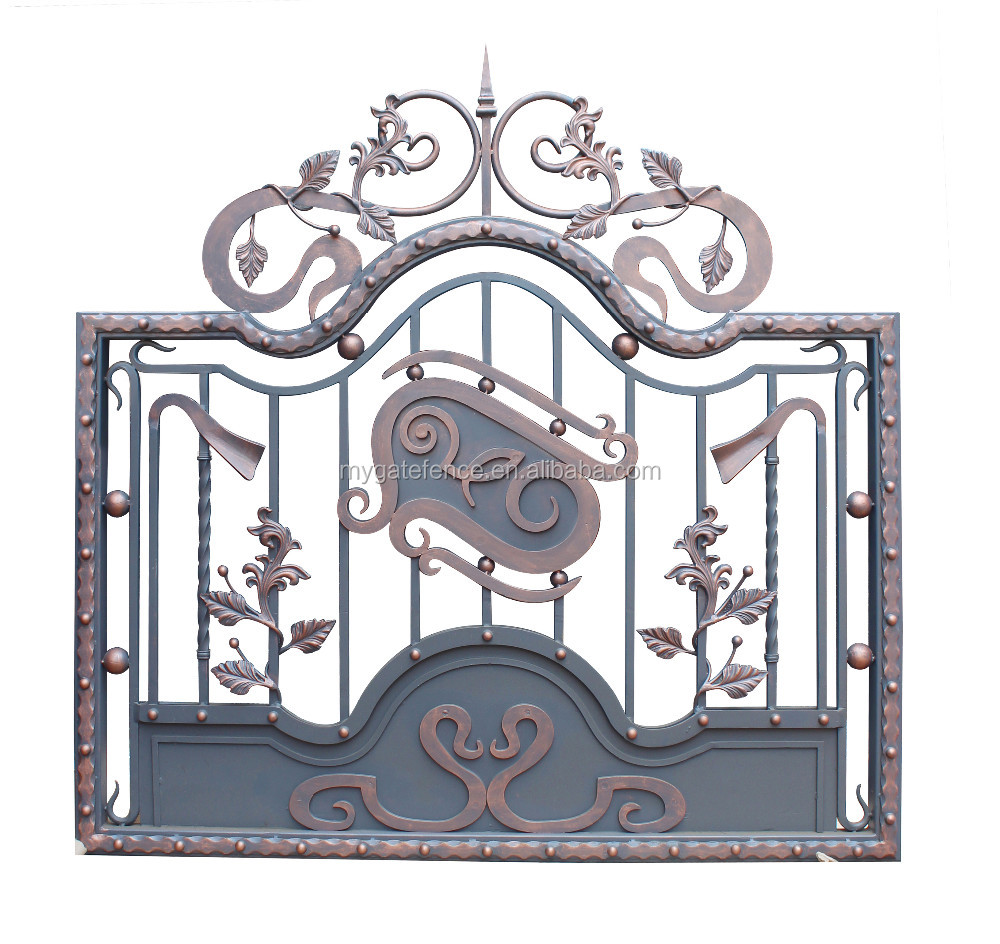 Yishujia Factory New Product Main Steel Gate Design Home,Lowes Small ...