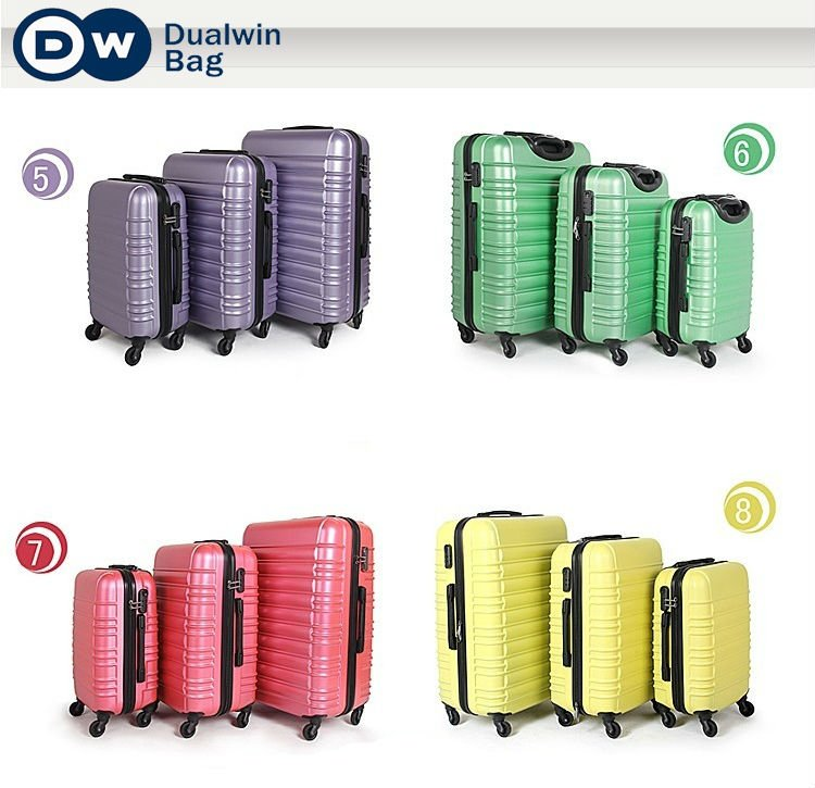 2013 On sale Luggage Set 20'+24'+28' 4579 Sets Stock on sale