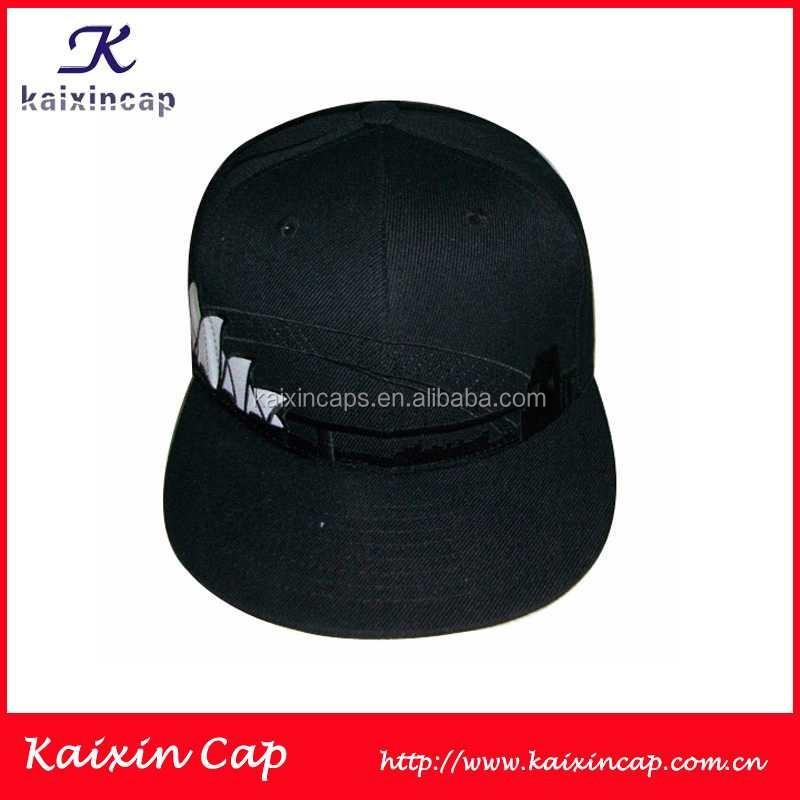 hotel logo promotation 6 panels High Quality Snapback Hat/Cap Snap Back Hip-Hop Cap With 3D Embroidery Logo/Cheap Snapback Hat