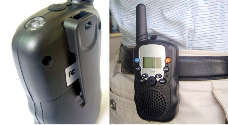 Novo design 3g walkie talkie para vendas por atacado