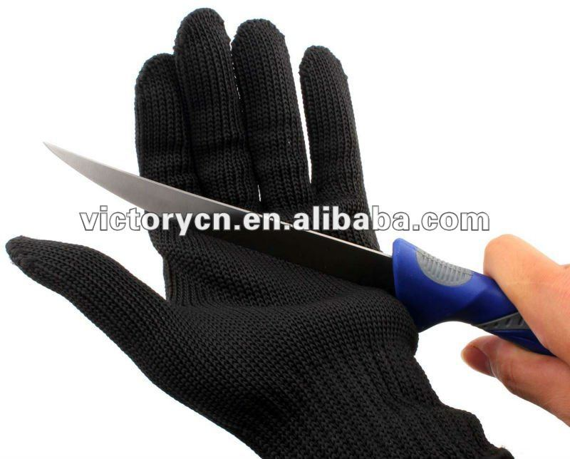 Back To Search Resultssecurity & Protection Anti-cut Gloves Safety Cut Proof Stab Resistant Stainless Steel Wire Metal Mesh Level 5 Protection Safety Kitchen Cuts Gloves To Win Warm Praise From Customers