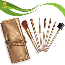 7pcs Profeesional Makeup Brush Set with Synthetic Hair