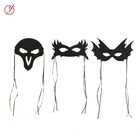Cheap custom party halloween promotional gift funny face mask