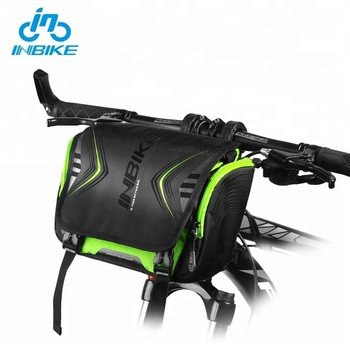 INBIKE Waterproof Reflective Multi-function Bike Front Bag