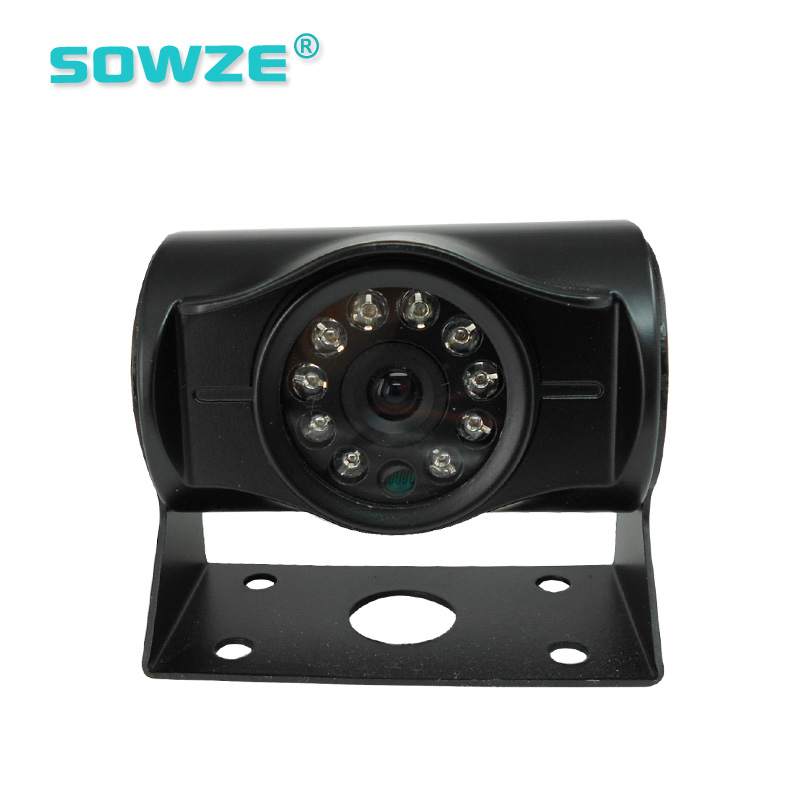 1080P Stainless Steel Bracket CMOS AHD Car Front and Rear Camera for Car Reversing System