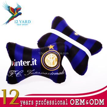 Guangzhou customized adult reversible car neck rest pillow high quality neck pillows