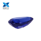 Zhanhao Jewelry Excellent Quality sapphire blue stones Pear shape natural Cut 7x5mm