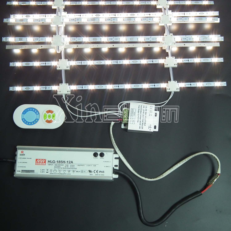 Crazy-Lighting-Solution-CCT-adjustable-LADDER-LED Fabelhafte Led Flex Lichtleisten Set Dekorationen