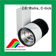 Wholesale led track light 25W, Energy saving indoor globe lamp COB ...