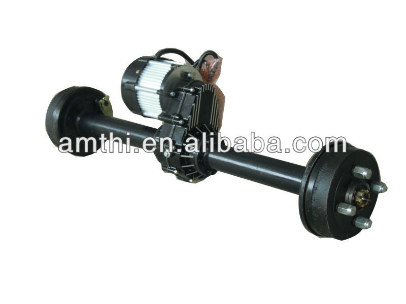 Electric Motor 5000w Good Quality E Tricycle Diffeial